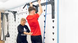 Physiotherapie Geräte Training