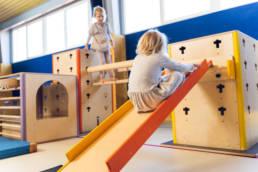 Bewegungslandschaft Kindergarten