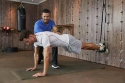 Physiotherapie Geräte Personal Training