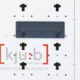 Cube Sports Halterung für kleine Bälle