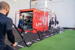 Fitness Container