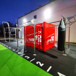 Outdoor Fitness Container