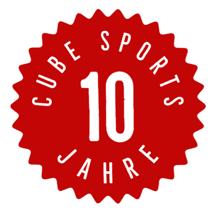 10 Jahre Cube Sports